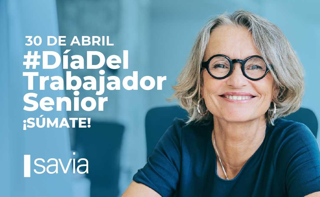Campaña Día del trabajador senior Genaración Savia