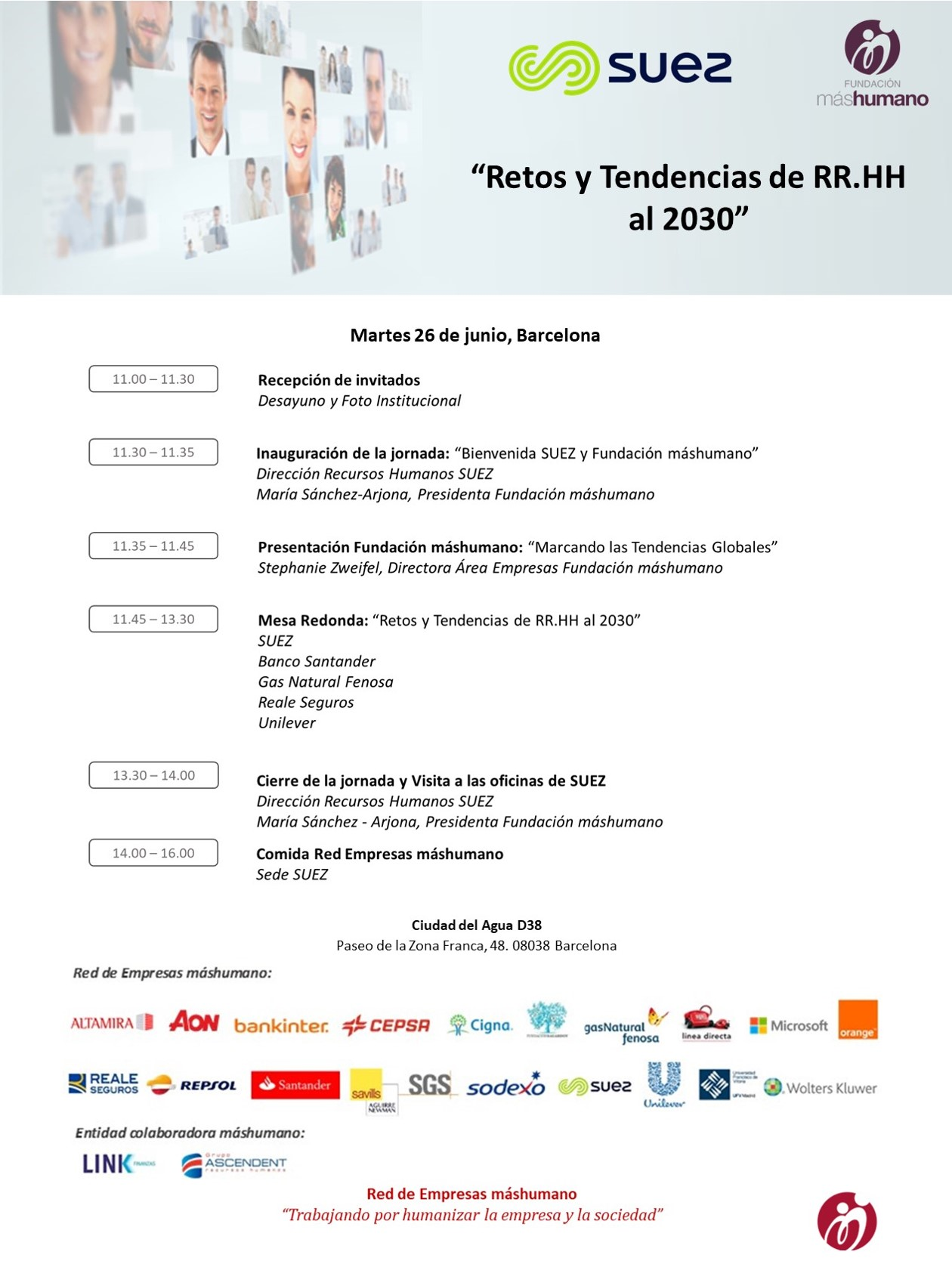 Retos y Tendencias de RR.HH al 2030