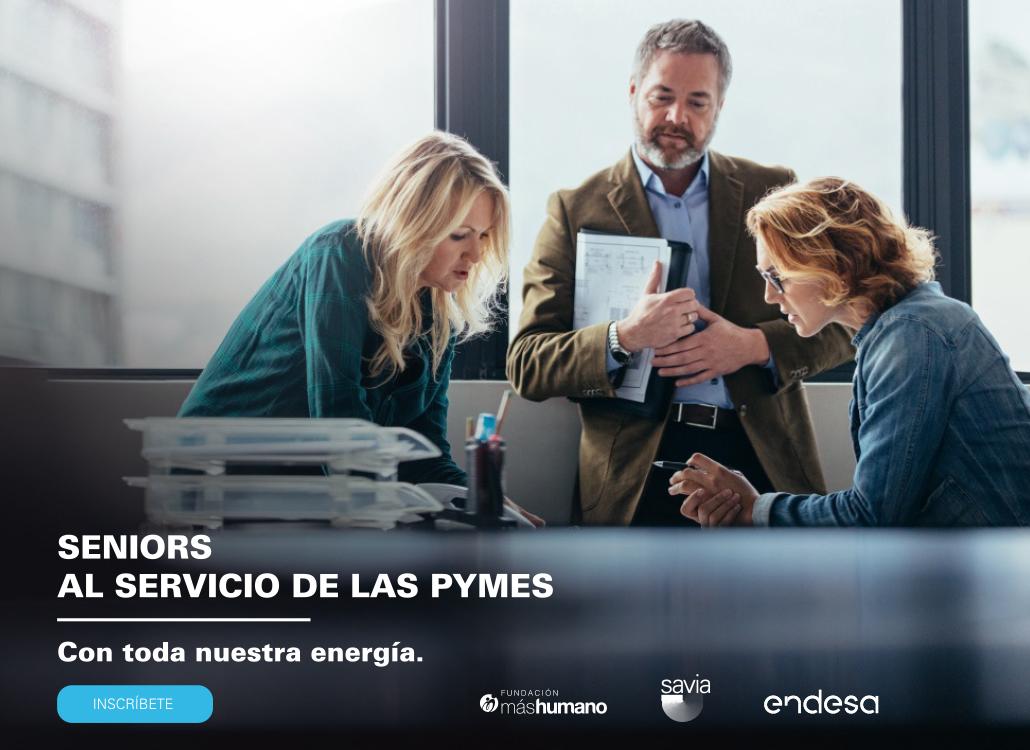 Lanzamos Seniors al servicio de las Pymes